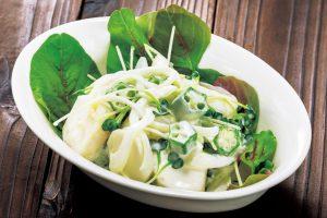 【便秘対策レシピ】里芋にこんな使い方が⁉︎絶品ヨーグルトサラダ
