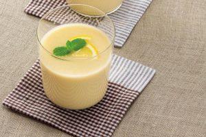 【甘酒豆乳プリン】レシピ。女性ホルモン不足の予防にヘルシースイーツを