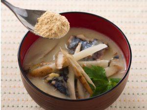 米ぬか入りみそ汁を食べたら血圧が30mmHg低下し、5キロやせた