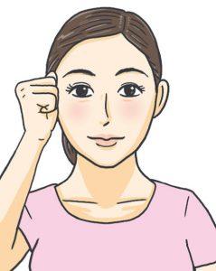 【小顔コルギ 実践編③】目尻やほおをリフトアップしよう