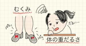イノコ ハナエのきれいになる漢方 vol.8 〜PMSのだるさやむくみにハト麦茶を〜