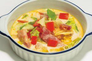 【胃腸が弱い方に】ビタミンUたっぷりレシピ「キャベツのクリームスープ」