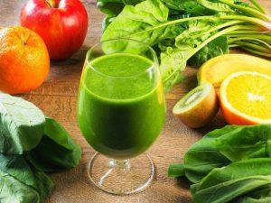 白内障予防食はルテインの多い野菜!1日分の摂取量が1杯でとれる[緑黄スムージー]の作り方