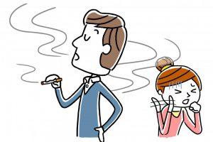 【禁煙対策メソッド❹】あなたの大切な人の「命」を奪う|室内で吸えば家族の発がんリスクが2倍