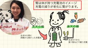 イノコ ハナエのきれいになる漢方 vol.1 〜腎(じん)に充電しましょう〜