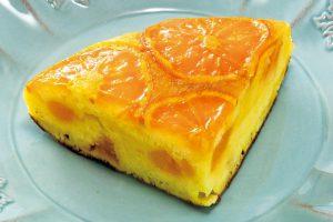 みかんの皮・スジの栄養まで丸ごと摂取!みかんのパンケーキ(老化が気になる人に)
