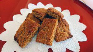 糖質制限中の人にもおすすめ!米ぬかクッキーの作り方