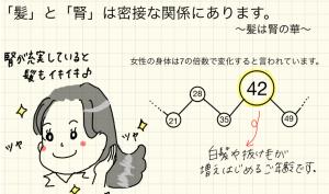 イノコ ハナエのきれいになる漢方 vol.2 〜髪の若々しさを保つ方法とは〜