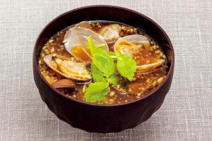 【物忘れ対策レシピ】発酵食品「酒粕」を使ったアサリの赤味噌汁