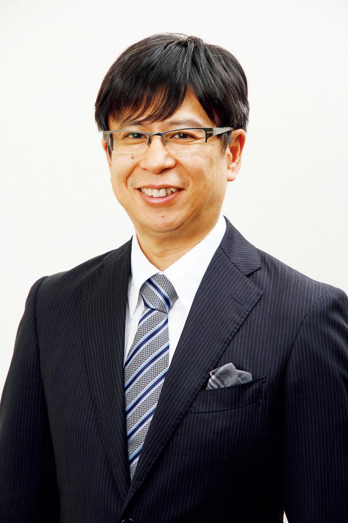 東京女子医科大学医学部教授・講座主任 市原淳弘