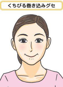 老け顔筋を知らぬ間に動かしてしまう動作は「横引き笑い」や「唇巻き込み」。シワやたるみの原因に?(老け顔グセ直し②)