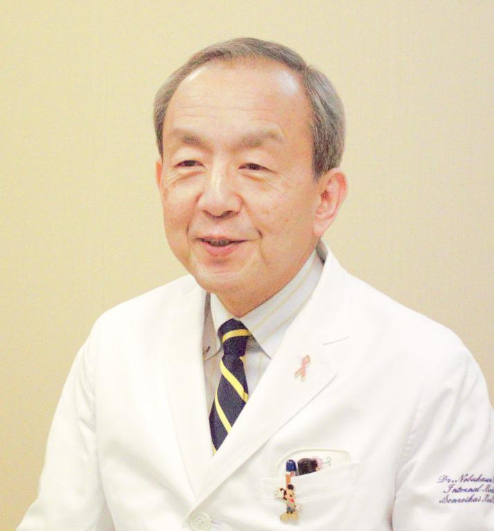 千代田漢方内科クリニック院長 信川益明