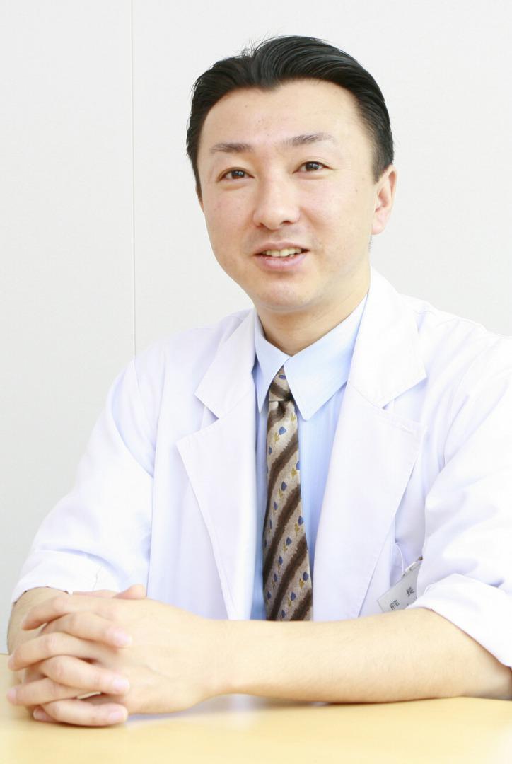 川井筋系帯療法治療センター院長 川井太郎