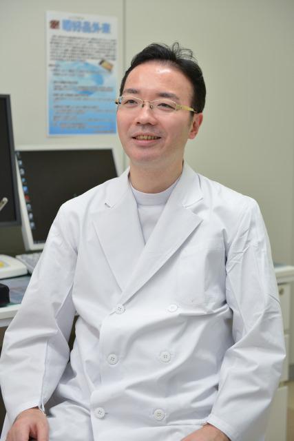 戸田中央総合病院嗜好品外来担当医</br> 椎名一紀