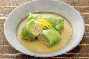 キャベツの「イソチオシアネート」はがん予防の理想栄養⁉︎ロールキャベツのみそ煮