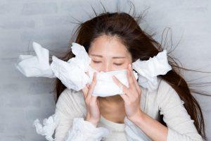 つらい!その鼻水・鼻づまり・頭痛、副鼻腔炎かも!?