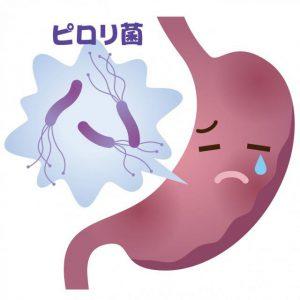 胃がんの主原因【ピロリ菌とは?】中高年は誰にも検査と除菌が急務