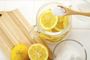 【熱中症対策に】塩レモンジュースの作り方。さらにおいしい飲み方レシピも