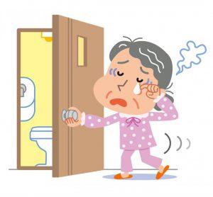 【眠れない悩み】対策③ 夜間頻尿が原因の不眠。頻尿を防ぐ「足首のツボ」が効く