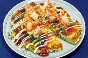 【脂肪肝の方へ】豆腐で作る「フワフワお好み焼き」でレシチンをとろう
