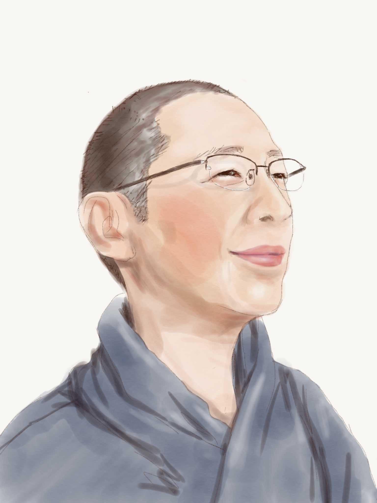 看護師・僧侶 玉置妙憂(たまおき・みょうゆう)