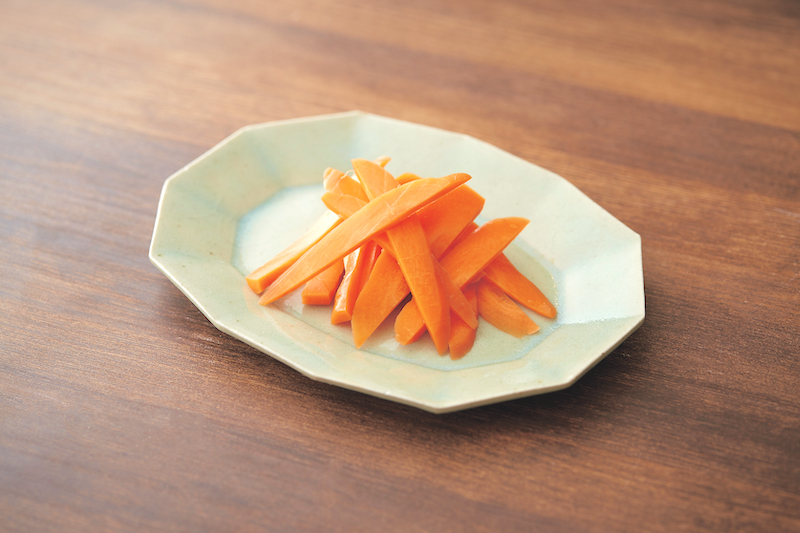 ぬか床と暮らそう|野菜を漬けよう&アレンジレシピ③